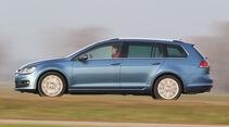 VW Golf Variant 1.4 TSI, Seitenansicht