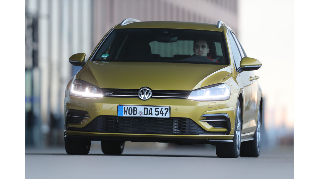 VW Golf Variant 1.5 TSI ACT Highline, Exterieur