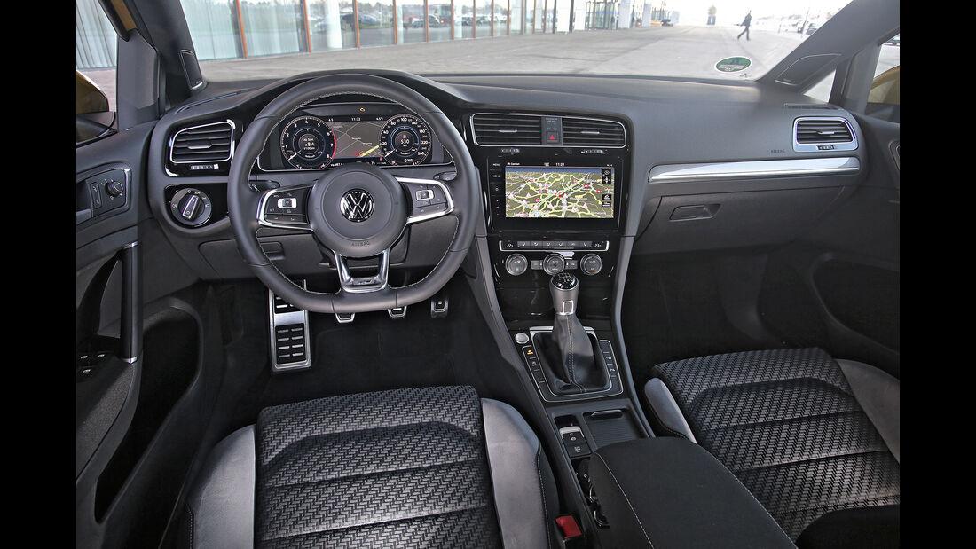 VW Golf Variant 1.5 TSI ACT Highline, Interieur