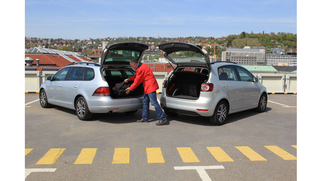 VW Golf, Variant