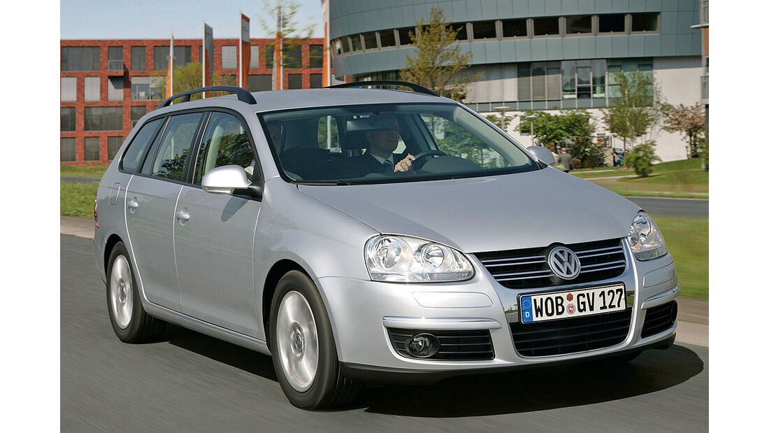 VW Golf Variant 2.0 TDI