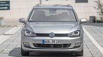 VW Golf Variant 2.0 TDI BMT, Frontansicht