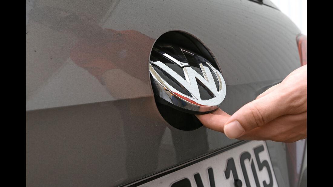 VW Golf Variant 2.0 TDI, Heckklappenöffner