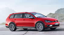 VW Golf Variant Alltrack Paris 2014