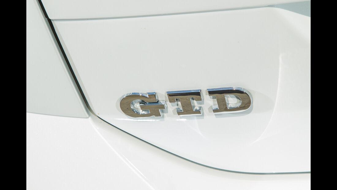 VW Golf Variant GTD, Typenbezeichnung