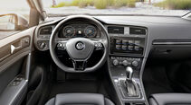 VW Golf Variant Interieur