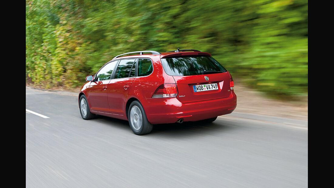VW Golf Variant, Kaufberatung Familienauto