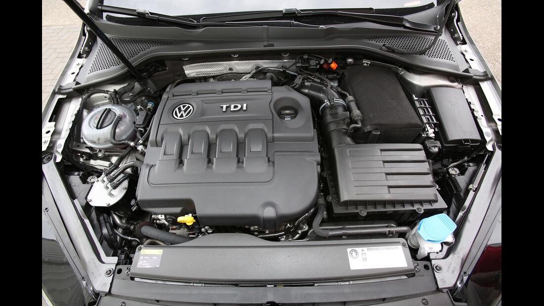 VW Golf Variant, Motor