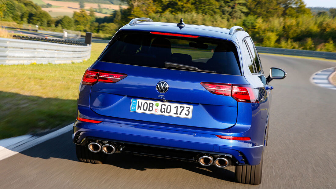 VW Golf Variant R