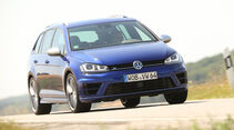 VW Golf Variant R, Frontansicht