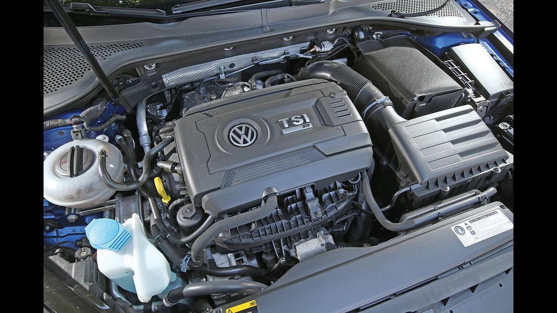 VW Golf Variant R, Motor