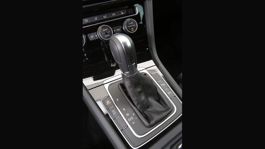 VW Golf Variant, Schalthebel