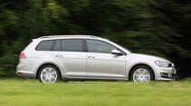 VW Golf Variant, Seitenansicht