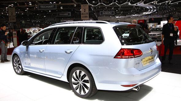 VW Golf Variant TDI BlueMotion