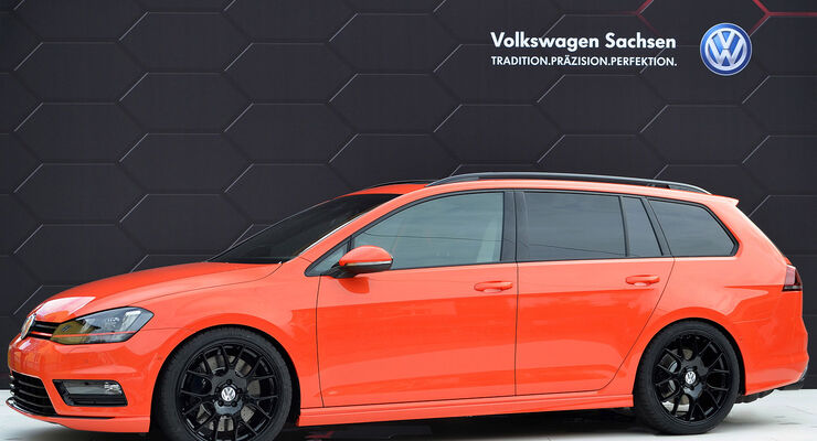 VW Golf Variant Youngster 5000