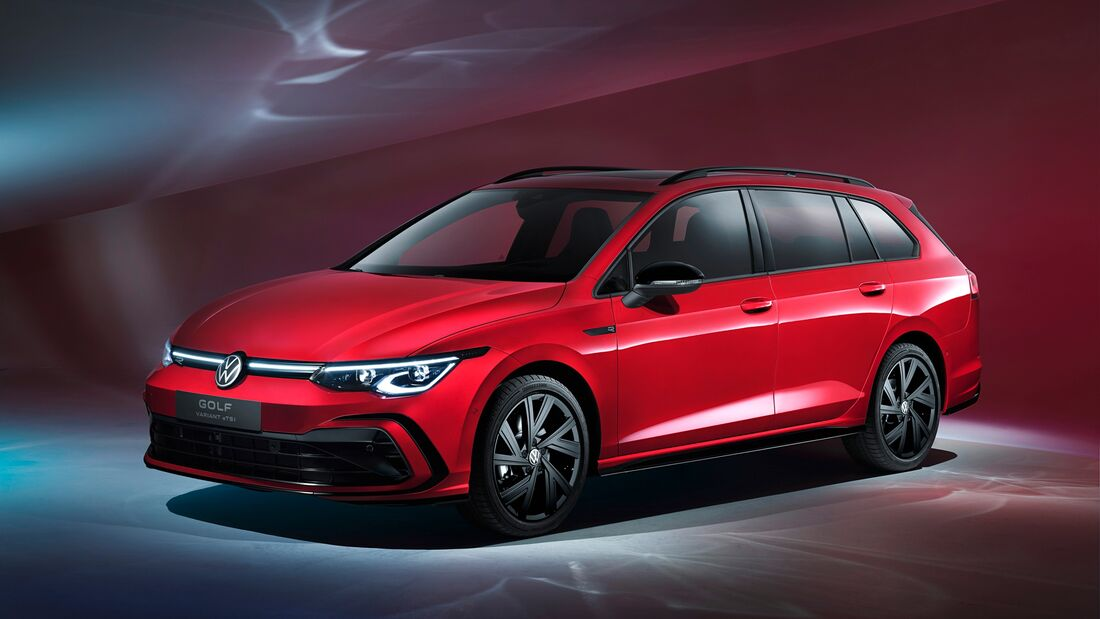 VW Golf Variant eTSI 2020