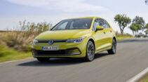 VW Golf eHybrid, Exterieur