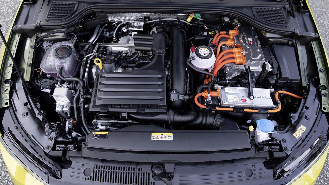 VW Golf eHybrid, Motor