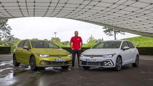 VW Golf eHybrid, VW Golf GTE, Exterieur