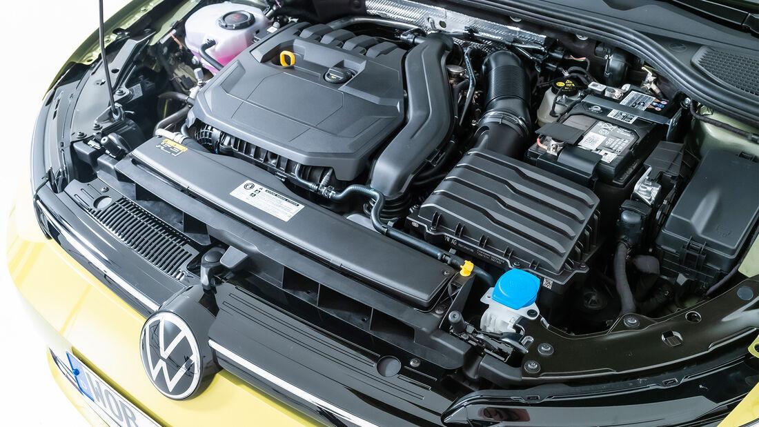 VW Golf, vergleich alt neu