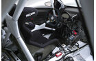 VW Golf24 Rennwagen Nürburgring, Innenraum