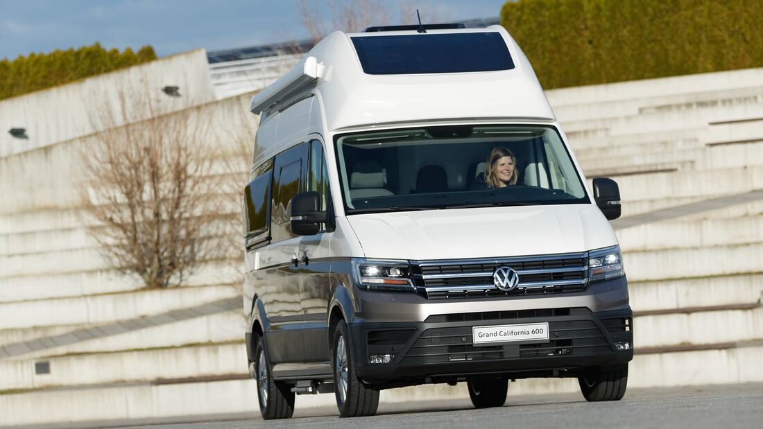 VW Grand California (2019)