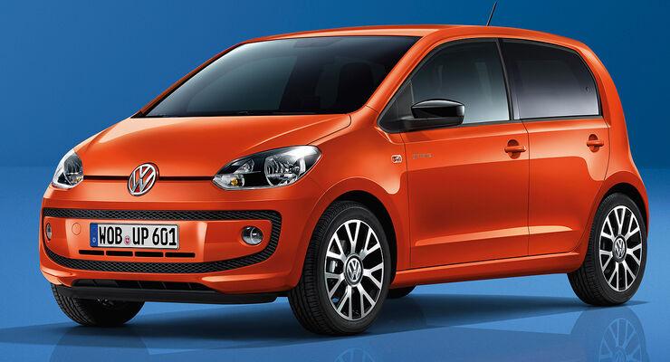 VW Groove Up, Sondermodell, 2013