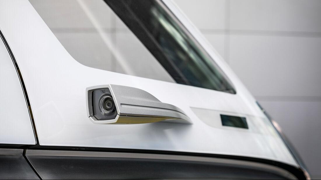 VW I.D. BUZZ, Impression, Details