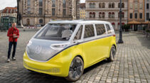 VW I.D. BUZZ, Impression, Front
