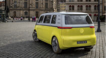 VW I.D. BUZZ, Impression, Heck