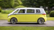 VW I.D. BUZZ, Impression, Seitenansicht