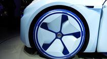 VW I.D. - Felgen - IAA 2017