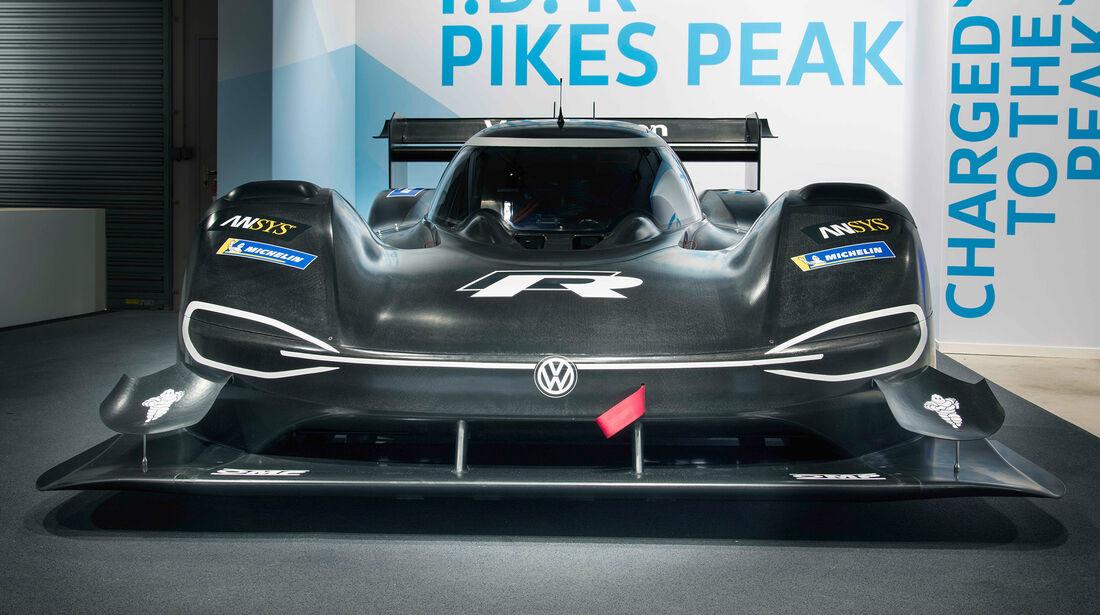 VW I.D. R Pikes Peak - 2018