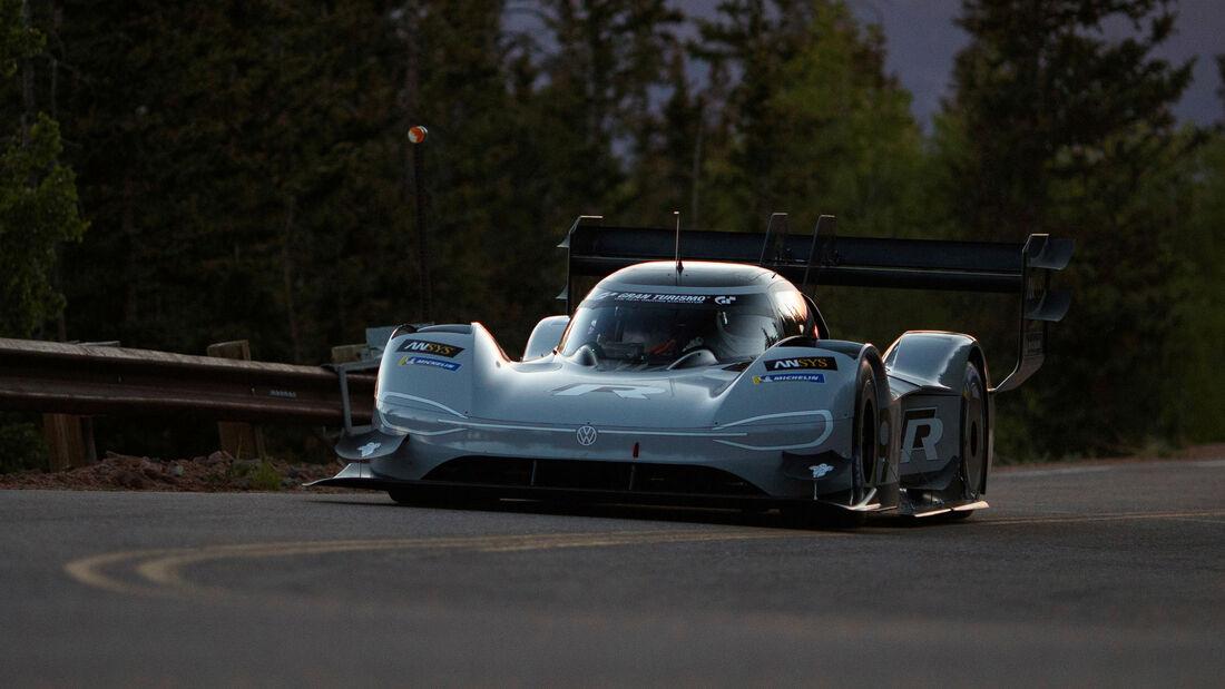 VW I.D. R - Pikes Peak - Motorsport