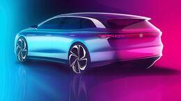 VW I.D. Space Vizzion