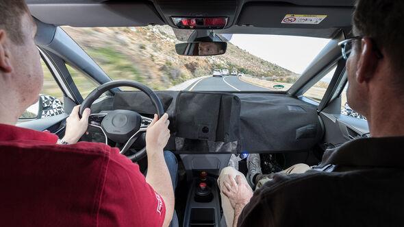 Fahrbericht Vw Id 3 Unterwegs Im Elektro Golf Der Zukunft Auto