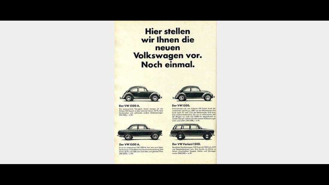 VW, IAA 1965
