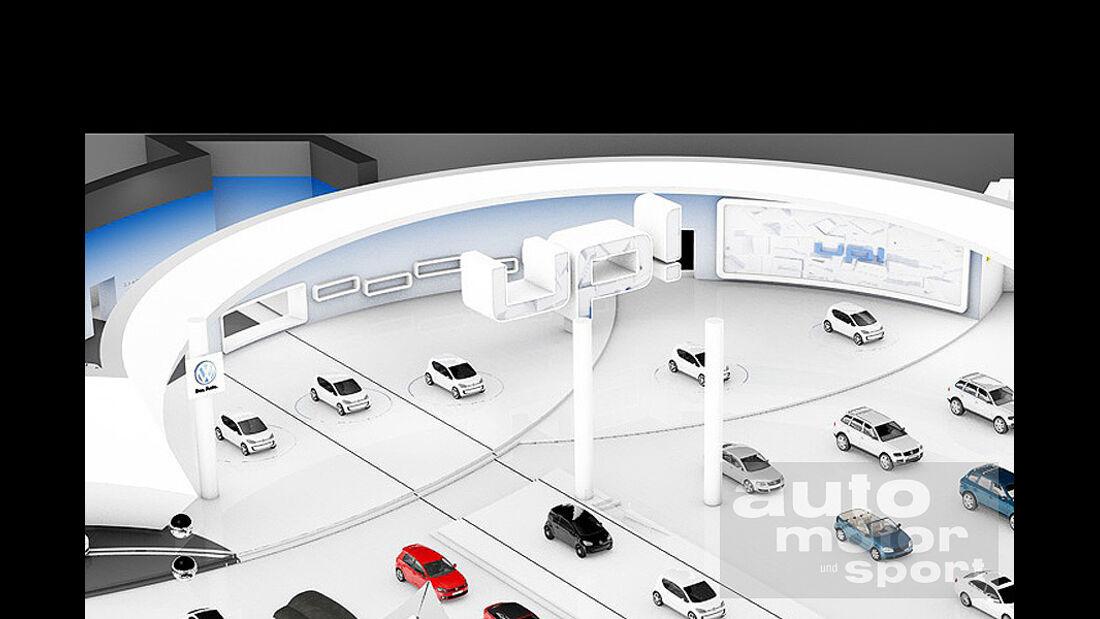 VW IAA Stand