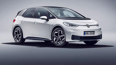 VW ID.3 (2020), 1st-Serie
