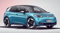 VW ID.3, Best Cars 2020, Kategorie C Kompaktklasse