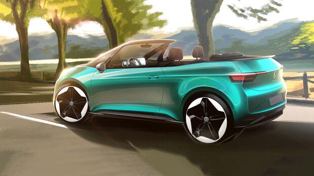 VW ID.3 Cabrio