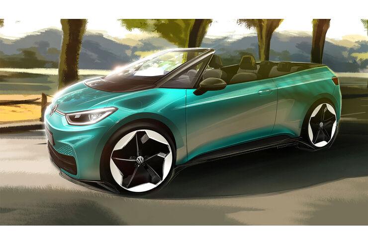 VW ID.3 (2023): Offen fürs offene Elektroauto? - auto motor und sport