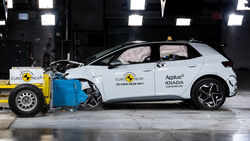 VW ID.3 EuroNCAP-Crashtest
