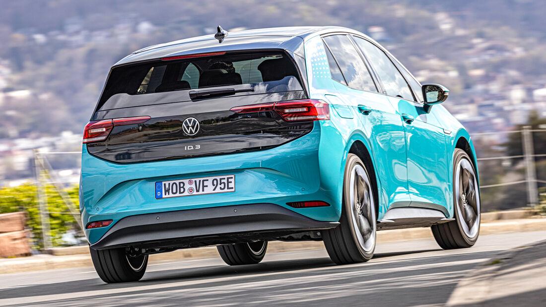 VW ID.3, Exterieur