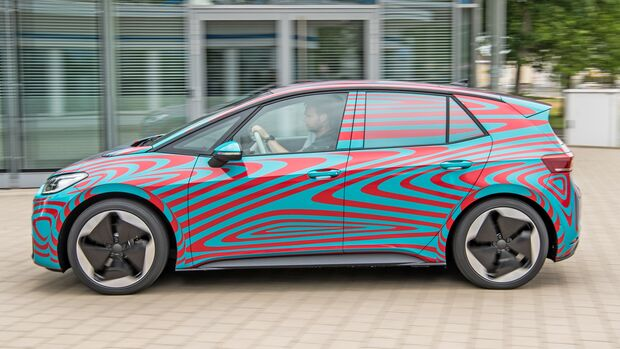 VW ID.3 Fahrbericht