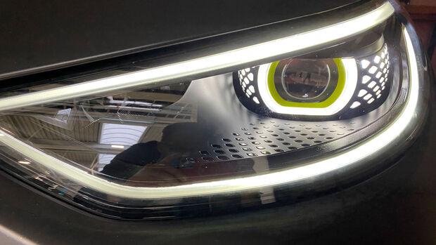 VW ID.3 GTX ID.X Konzept Studie