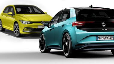 VW ID.3 Golf 8 Generation Ablösung