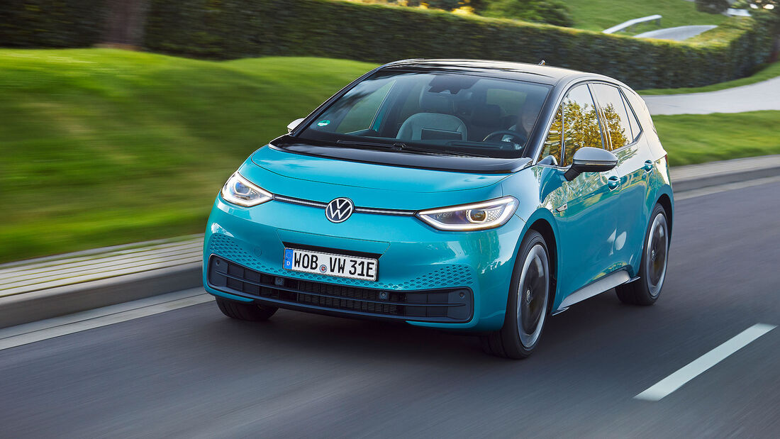 VW ID.3 Serienversion