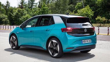 VW ID. 3 Testfahrt Jens Dralle