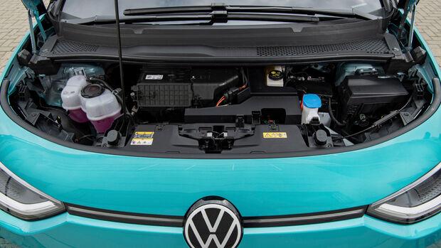 VW ID.3 Wärmepumpe